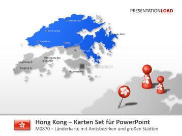 Hong Kong _https://www.presentationload.de/landkarte-hong-kong.html