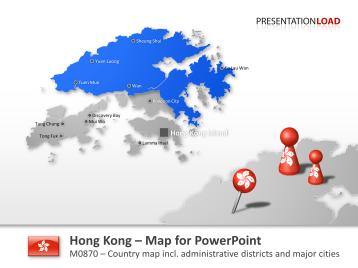 Hong Kong _https://www.presentationload.com/map-hong-kong.html