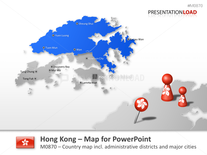 Hong Kong _https://www.presentationload.com/map-hong-kong.html