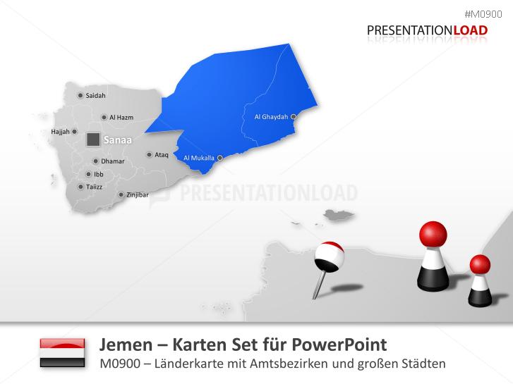 Jemen _https://www.presentationload.de/landkarte-jemen.html