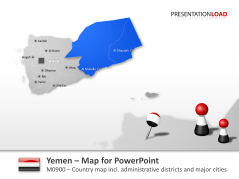 Yemen _https://www.presentationload.com/map-yemen.html