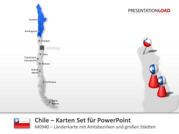 Chile _https://www.presentationload.de/landkarte-chile.html