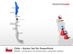 Chile _https://www.presentationload.de/landkarte-chile.html