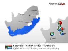 Südafrika _https://www.presentationload.de/landkarte-suedafrika.html