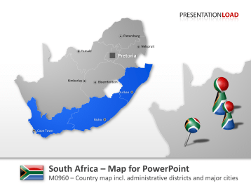 South Africa _https://www.presentationload.com/map-south-africa.html