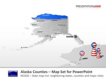 Alaska Counties _https://www.presentationload.com/map-alaska-counties.html