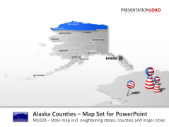 Alaska Counties _https://www.presentationload.com/map-alaska-counties.html