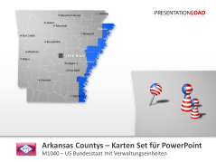 Arkansas Countys _https://www.presentationload.de/landkarte-arkansas-counties.html