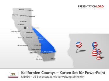 Kalifornien Counties _https://www.presentationload.de/landkarte-kalifornien-counties.html