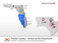 Florida Counties _https://www.presentationload.de/landkarte-florida-counties.html