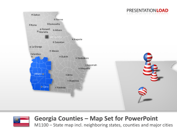 Georgia Counties _https://www.presentationload.com/map-georgia-counties.html