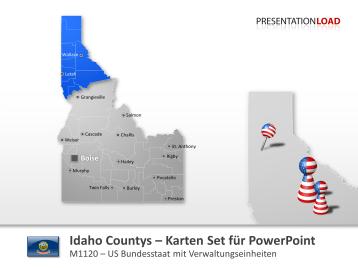 Idaho Counties _https://www.presentationload.de/landkarte-idaho-counties.html