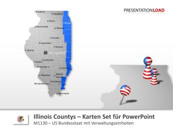 Illinois Counties _https://www.presentationload.de/landkarte-illinois-counties.html