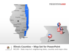 Comtés de l'Illinois _https://www.presentationload.fr/illinois-counties.html