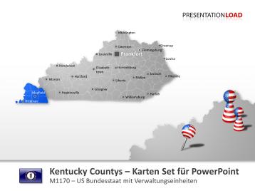 Kentucky Counties _https://www.presentationload.de/landkarte-kentucky-counties.html