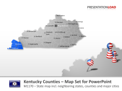 Condados de Kentucky _https://www.presentationload.es/kentucky-counties.html