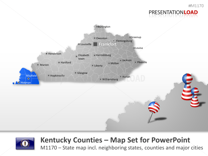 Comtés du Kentucky _https://www.presentationload.fr/kentucky-counties-1.html