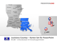 Louisiana Counties _https://www.presentationload.de/landkarte-louisiana-counties.html