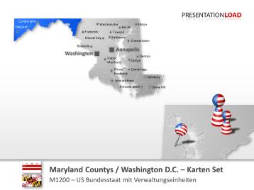 Maryland Counties _https://www.presentationload.de/landkarte-maryland-counties.html