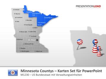 Minnesota Counties _https://www.presentationload.de/landkarte-minnesota-counties.html