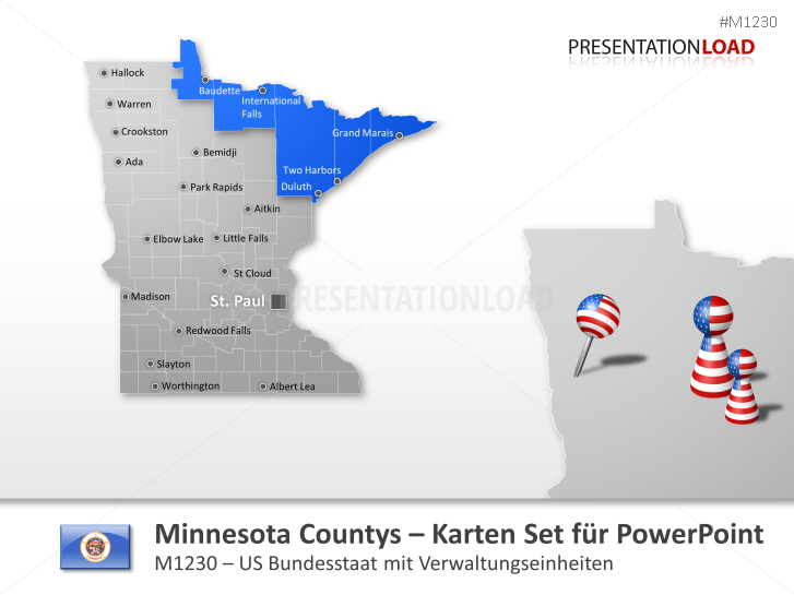 Minnesota Counties _https://www.presentationload.de/landkarte-minnesota-counties.html