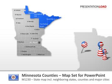 Minnesota Counties _https://www.presentationload.com/map-minnesota-counties.html