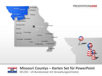 Missouri Counties _https://www.presentationload.de/landkarte-missouri-counties.html