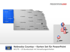 Nebraska Counties _https://www.presentationload.de/landkarte-nebraska-counties.html