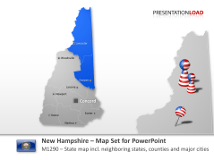 Comtés du New Hampshire _https://www.presentationload.fr/new-hampshire-counties.html