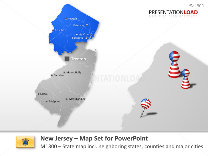 Comtés du New Jersey _https://www.presentationload.fr/new-jersey-counties.html
