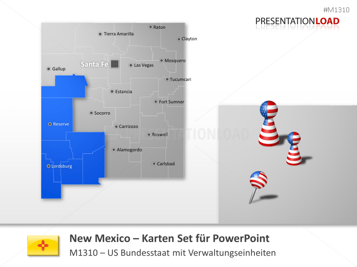 New Mexico Counties _https://www.presentationload.de/landkarte-new-mexico-counties.html