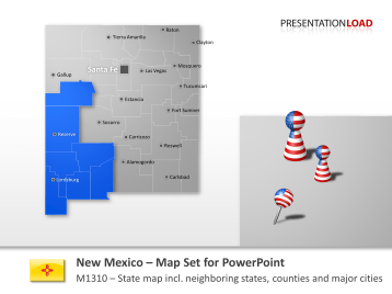 New Mexico Counties _https://www.presentationload.com/map-new-mexico-counties.html