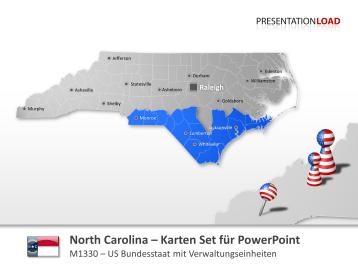 North Carolina Counties _https://www.presentationload.de/landkarte-north-carolina-counties.html