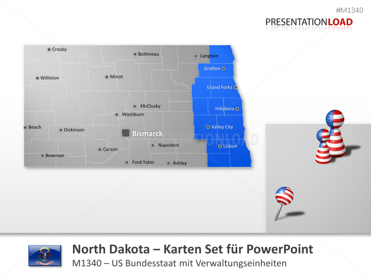 North Dakota Counties _https://www.presentationload.de/landkarte-north-dakota-counties.html
