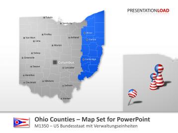Ohio Counties _https://www.presentationload.com/map-ohio-counties.html