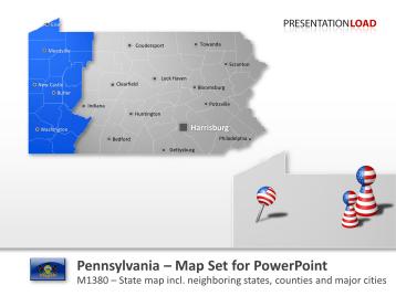 Pennsylvania Counties _https://www.presentationload.com/map-pennsylvania-counties.html