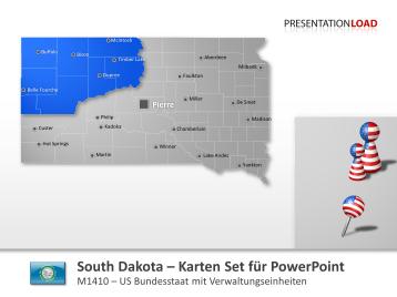 South Dakota Counties _https://www.presentationload.de/landkarte-south-dakota-counties.html