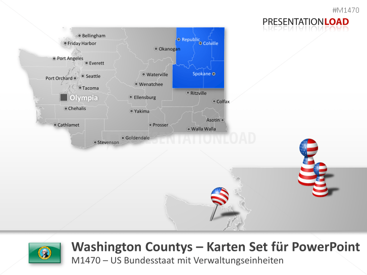 Washington Counties _https://www.presentationload.de/landkarte-washington-counties.html