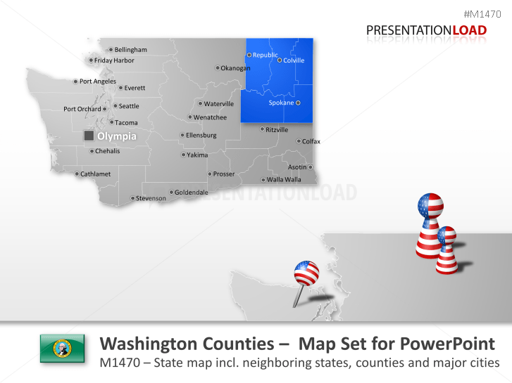 Washington Counties _https://www.presentationload.com/map-washington-counties.html