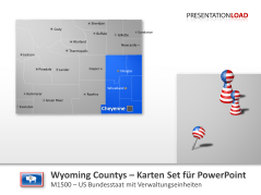 Wyoming Counties _http://www.presentationload.de/landkarte-wyoming-counties.html