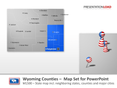Comtés du Wyoming _https://www.presentationload.fr/wyoming-counties.html
