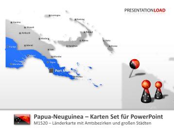 Papua-Neuguinea _https://www.presentationload.de/landkarte-papua-neuguinea.html