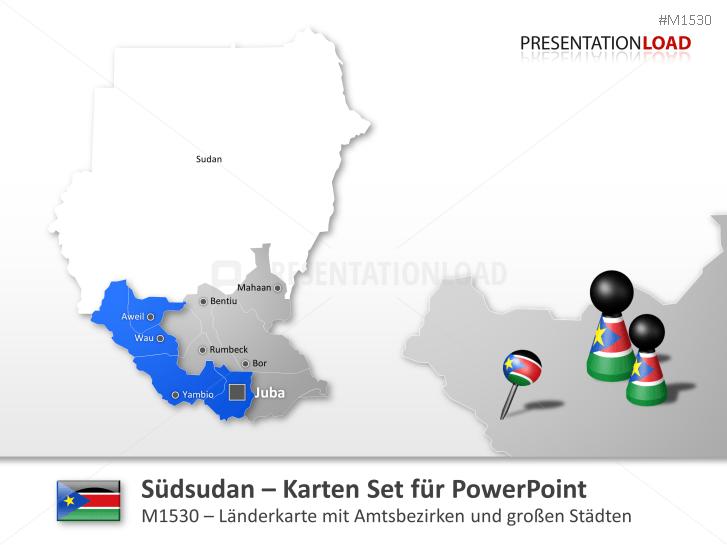 Südsudan _https://www.presentationload.de/landkarte-suedsudan.html