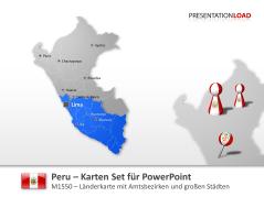 Peru _http://www.presentationload.de/landkarte-peru.html