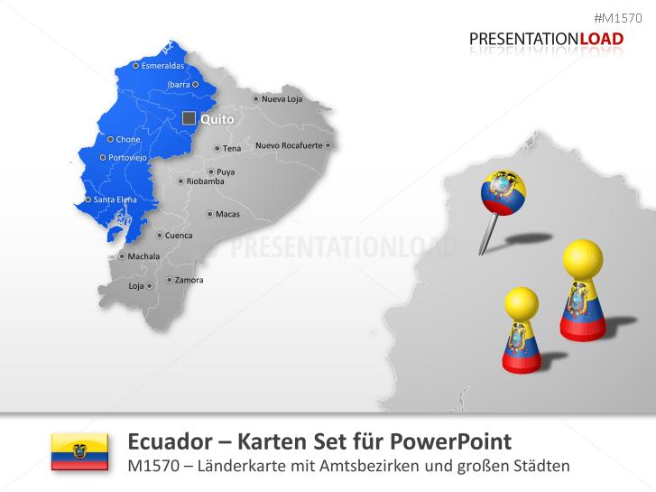 Ecuador _http://www.presentationload.de/landkarte-ecuador.html