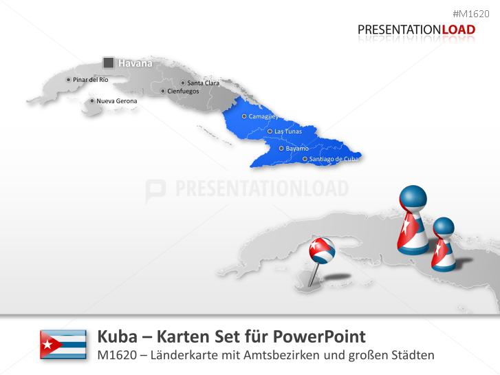 Kuba _https://www.presentationload.de/landkarte-kuba.html