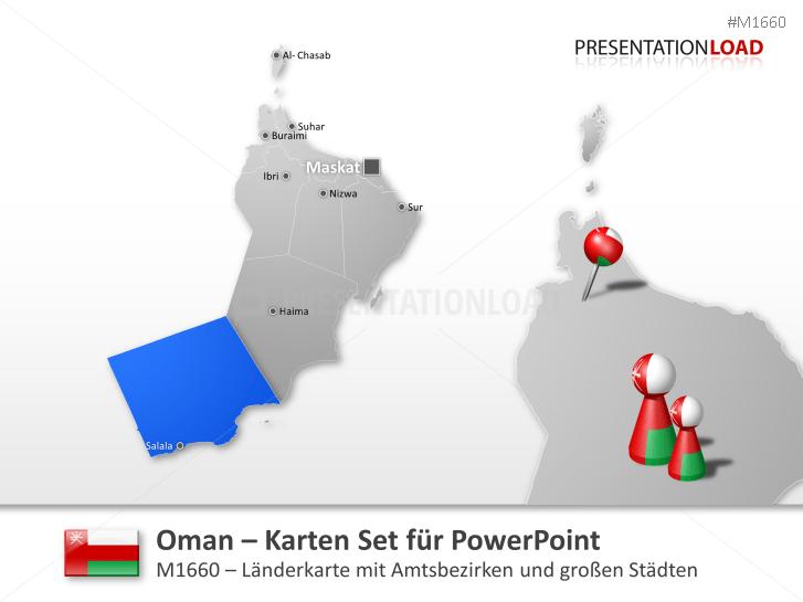 Oman _https://www.presentationload.de/landkarte-oman.html