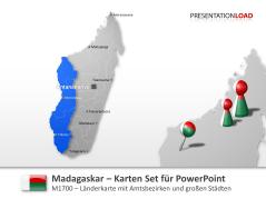 Madagaskar _https://www.presentationload.de/landkarte-madagaskar.html