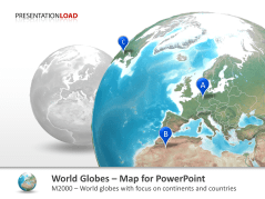 World Globes - with countries _https://www.presentationload.com/world-globes-countries.html