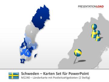Schweden - PLZ (2-stellig) _https://www.presentationload.de/landkarte-schweden-plz.html